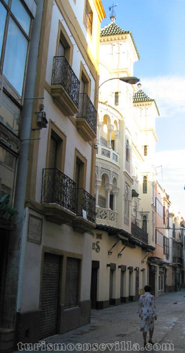 Calle Cuna de Sevilla