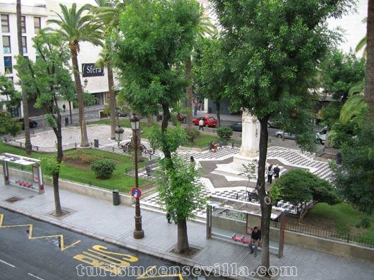 Plaza del Duque de Sevilla