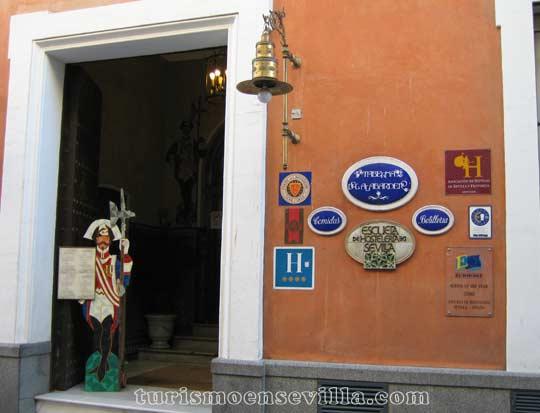 Taberna del Alabardero y Escuela de Hostelería de Sevilla