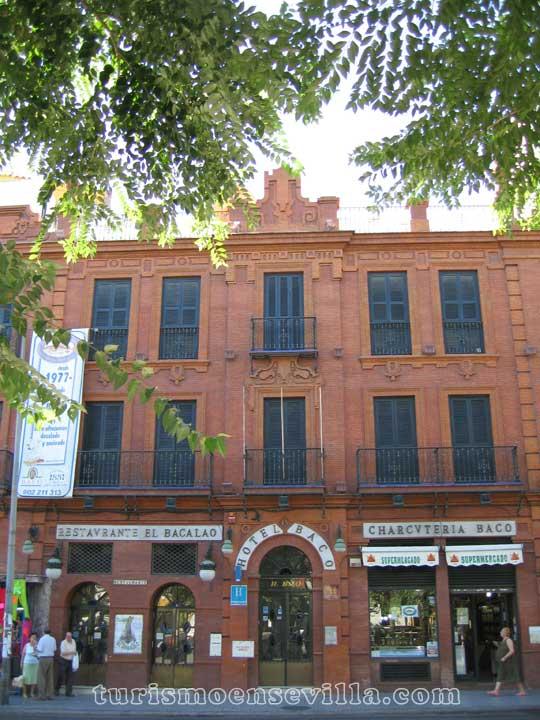 Hotel Baco de Sevilla