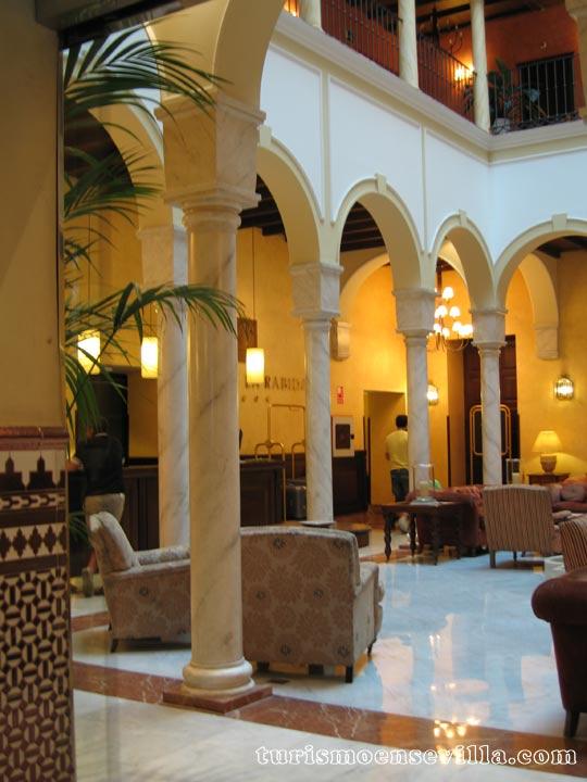 Hotel Vincci La Rábida de Sevilla